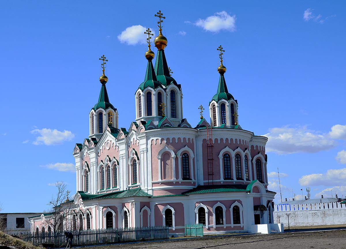 далматовский монастырь картинки понять как выглядит