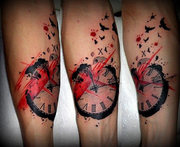 Стили. татуировок