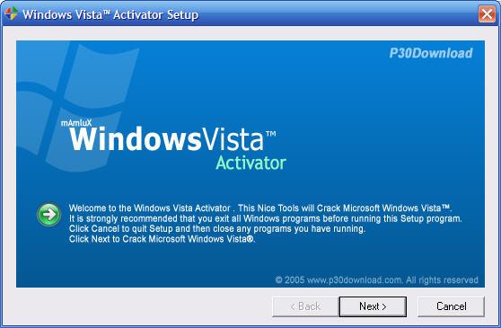 Скачать активатор windows 7. Активатор Windows Vista. Скачать. город 312 м